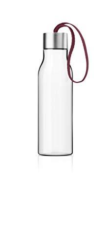 Eva Solo 503040 Trinkflasche 0,5L Rosso Scuro