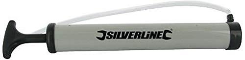 Silverline 399018 - Bomba de aire manual (300 mm)