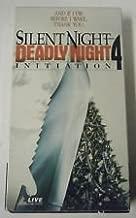Silent Night Deadly Night 4 VHS