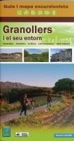 Granollers i el seu entorn Wanderkarte 1 : 20 000: Canovelles, Cardedeu, La Roca Les Franqueses, Llica d