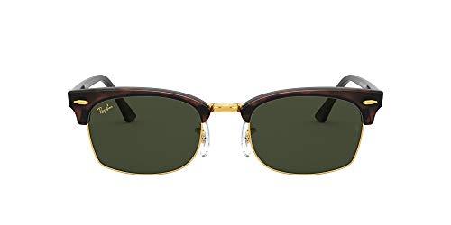 Ray-Ban 0RB3916 Gafas, Mock Tortoise, 52 Unisex