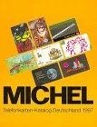 Michel- Katalog Telefonkarten Deutschland 1997