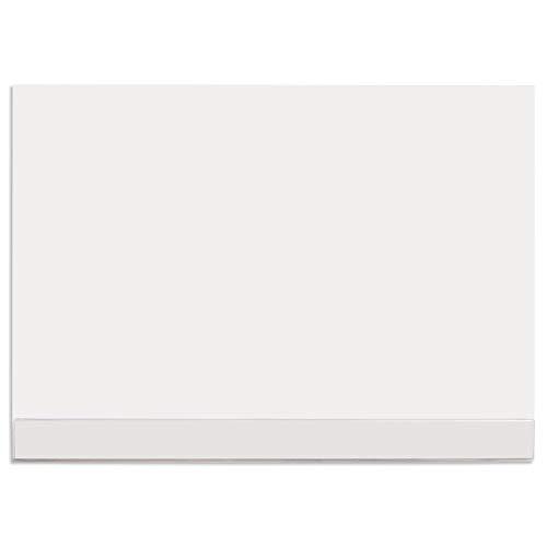 Vade de escritorio de papel en blanco I con protección de bordes I DIN A3 I 40 hojas I para arrancar I para escribir y pintar I dv_956