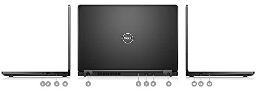 (Renewed) Dell Latitude Laptop E5470 Intel Core i5 6th Gen. - 6200u Processor, 32 GB Ram & 512 GB SSD, 14.1 Inches HD Screen Notebook Computer