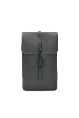 RAINS Rucksack Casual Daypack, 50 cm, 14,3 l, Daypack, 12200304, Grün, 12200304