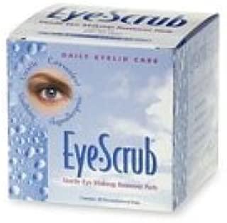 Eye Scrub Make Up Remover Pads - 30 Each