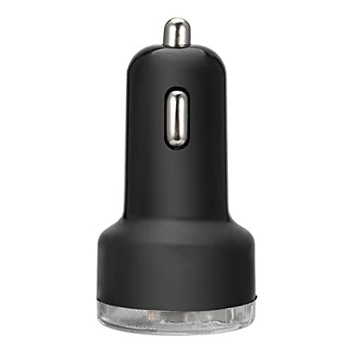 Ashley GAO 2.1A mini puerto dual universal USB coche vehículo cargador adaptador teléfono móvil cargador rápido con luz LED