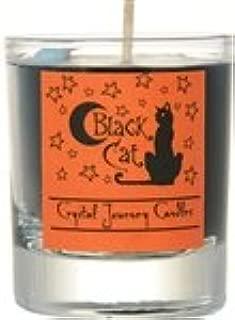 Vrinda  Designer Ritual Candle Cat Black 5 Vrinda ®