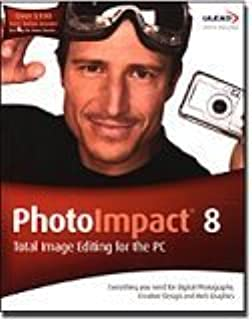 Ulead Photoimpact 8 and DVD Pictureshow 2 Se