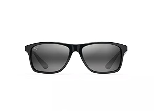 Maui Jim Men's's Onshore w/ Patented PolarizedPlus2 Lenses Polarized Rectangular Sunglasses, Gloss...