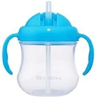 Pigeon Mag Mag Step 3 Toddlers Training Sippy Cup with Straw and Handles 180ml 8 Months Plus, Colors may vary