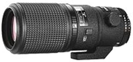 Nikon AF FX Micro-NIKKOR 200mm f/4D IF-ED Fixed Zoom Lens with Auto Focus for Nikon DSLR Cameras