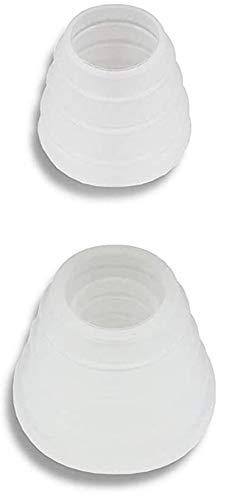 Shisha Dichtung Kopt und Schlauch (2 Stück) | Eine Kopfdichtung für Shisha Kopf | Eine Shisha Gummidichtung für Schlauch Wasserleitungszubehör für jede Shisha geeignet