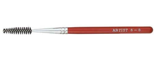 広島熊野筆 スクリューブラシ 毛質 ナイロン