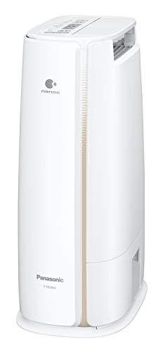 パナソニック 衣類乾燥除湿機 ナノイー搭載 デシカント方式 ~14畳 ゴールド F-YZUX60-N