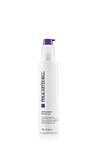 Paul Mitchell Extra-Body Thicken Up - verdickendes Haar-Fluid für mehr Glanz und Volumen, professionelles Haar-Styling ideal für feines Haar, 200 ml