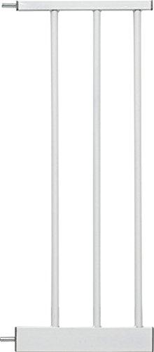 IB-Style Couleur blunc Largeur 10 cm Extension pour Barri/ère de s/écurit/é Berrin 3 variantes