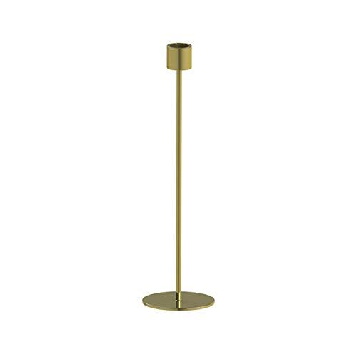Cooee Design kerzenhalter, Edelstahl, Messing, 9 cm
