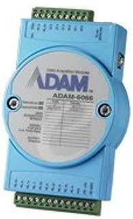 Advantech ADAM-6066-D 6 DO/6 DI Power Relay Module, I/O Module, Digital, 6 Inputs, 6 Relay Outputs, Modbus TCP