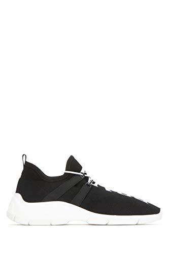 Prada Luxury Fashion Donna 1E344L3V98F0967 Nero Fibre Sintetiche Sneakers | Stagione Permanente