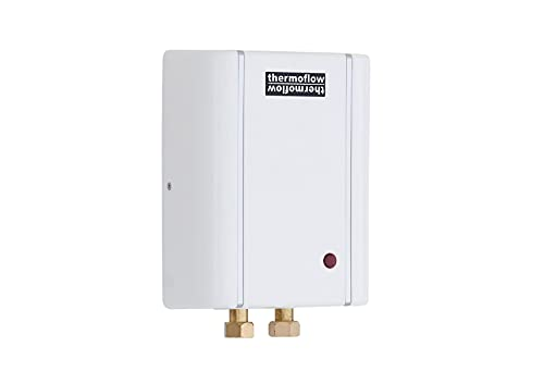 thermoflow ELEX35 Elex 3,5 N Klein-Durchlauferhitzer, 230 V, Weiss, (H x B x T): 167 x 130 x 68 mm