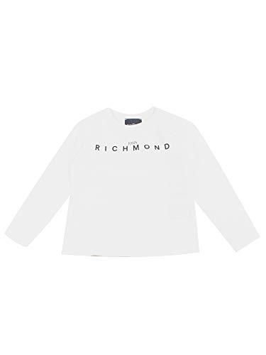 John Richmond - Camiseta blanca para niño, modelo RIA20021TSWHITE Mod. RIA20021TS blanco 80