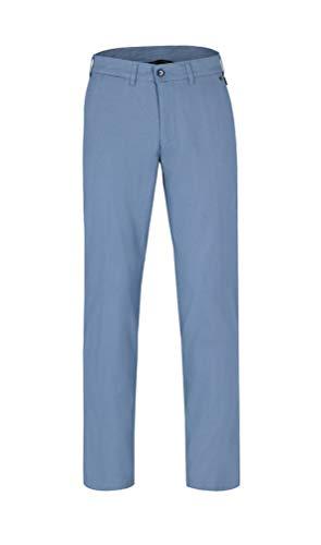 Brühl - Comfort Fit - Herren Chino Hose, London (809184390100), Größe:29, Farbe:Blau (650)