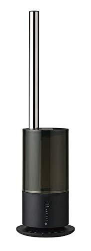 AHD-148-BK(ブラック) luxy ハイブリッド式加湿器 木造4~6畳/プレハブ8~10畳