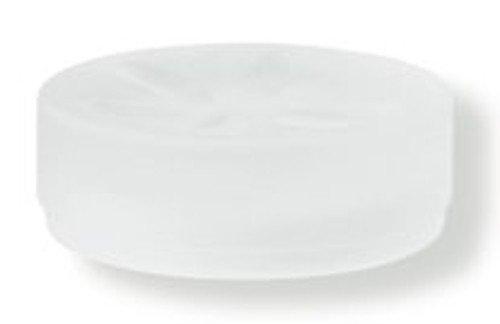 HEWI Seifenablagen-Einsatz Serie 477 d:74mm matt weiß