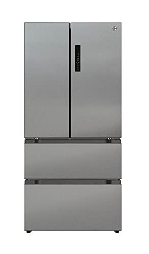 Hoover HSF818FXK Multi Door American Fridge Freezer, Stainless Steel