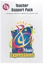 Music Expressions Grades 7-8 (Middle School 2): Teacher Support Pack