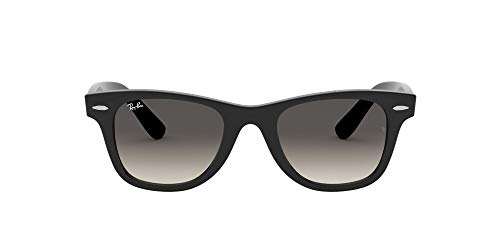 Ray-Ban JUNIOR Wayfarer Junior Gafas de sol, Black, 47 Unisex-niños