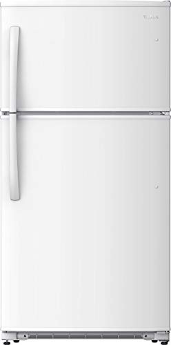 Daewoo RTE21GSWMD Top Mount Refrigerator, 21 Cu.Ft, White