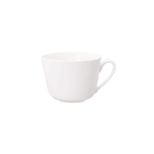 Villeroy & Boch Set 1 Pezzi Tazza Caffè / Te Tazzine caffè 0.20L, porcellana, bianco, 200 ml