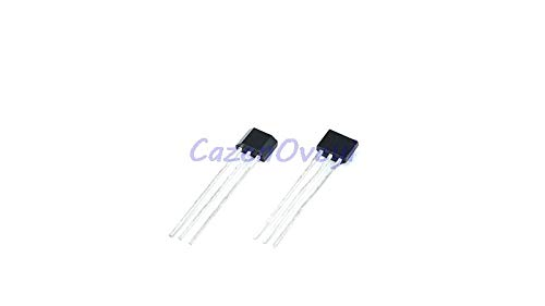 50pcs/lot U18 US1881 TO-92 OH188 1881 U18 TO92 Hall Effect Sensor Magnetic Detector Hall Sensor Motor