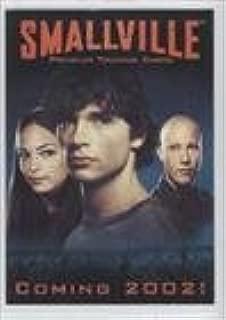 [Missing] (Trading Card) 2002 Inkworks Smallville Season 1 - Promos #SM1-SD