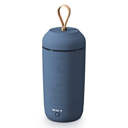 SNJDX Máquina de Yogur portátil 280ML Taza de Yogur automática Máquina de fermentación de Yogur Taza de Desayuno Multifuncional (Color : Blue, Size : 77 * 77 * 210mm)