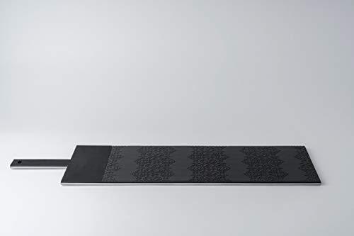 KnIndustrie Tabla de cortar 2 Black