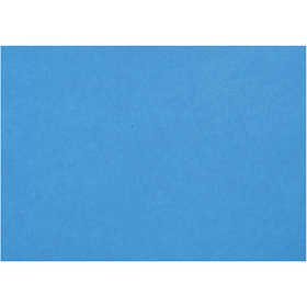 Creatief papier, A4 210x297 mm, 80 g, blauw, 20 vel