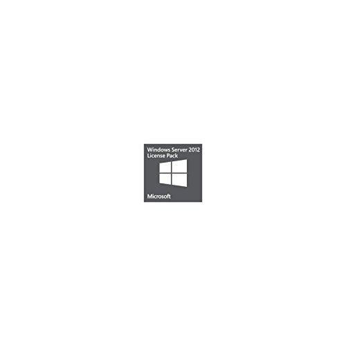 Systembuilder Windows Server CAL2012 Deutsch 1pk 1 Clt Device CAL [import allemand]