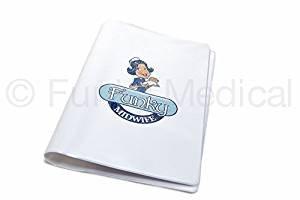 Notizbuch/Notizbuch, A5, Geschenkidee für Hebamme