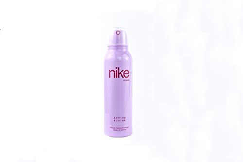 Nike Loving Floral Woman Eau de Toilette Desodorante Spray 200 ml