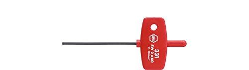 Wiha Stiftschlüssel mit Schlüsselgriff Sechskant brüniert (00894) 1,5 x 60 mm