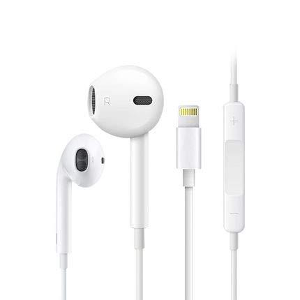 Aictoe Auriculares/Auriculares/audífonos, audífonos estéreo, audífonos con Aislamiento de Ruido, Compatible con iPhone 8/8...