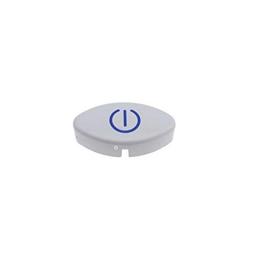 INDESIT - TOUCHE ON-OFF BLANC 27 INDESIT - C00143006