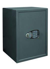 Btv decora - Caja fuerte e-4800 480x342x350 gris grafito