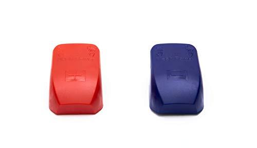 Slidefix Juego de conectores rápidos para baterías de coche, bornes de batería de coche, bornes de batería, bornes de bornes de bornes de bornes de