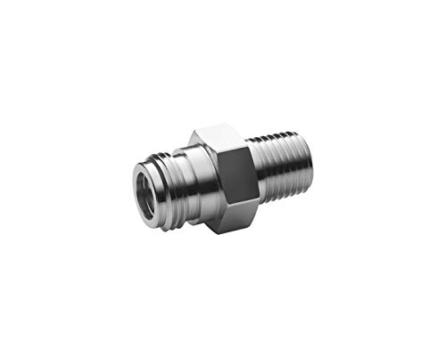 """C10 x ¼"""" NPT Adapter (Male C10 to 1/4"""
