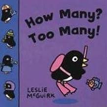 Pip the Penguin: How Many? Too Many!