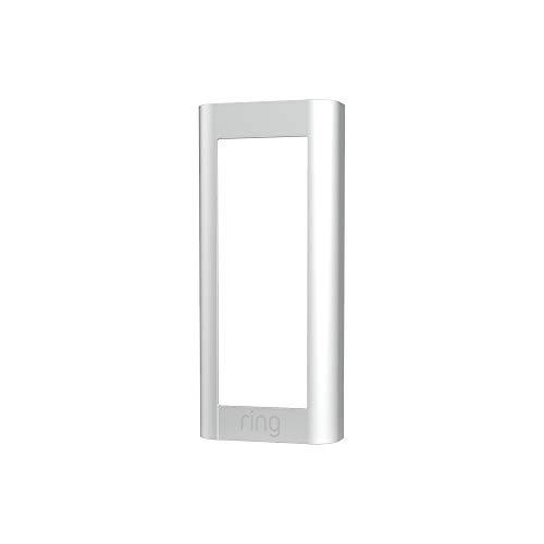 Ring Video Doorbell Pro 2 (2021 release) Faceplate - Silver Metal